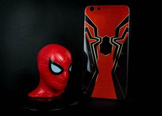 Carcasas Y Fundas iPhone 6 Plus Marvel Con Diseño Glass