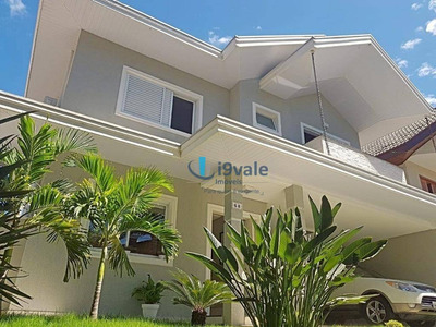 Linda Casa Em Condomínio À Venda, Urbanova, Aceita Permuta Por Apto Ate 800 Mil Sjcampos-sp - Ca0957