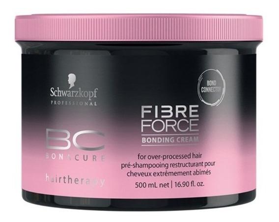 Schwarzkopf Bc Bonacure Fibre Force Bonding Cream - Máscara