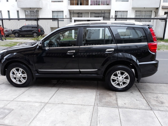 Vendo Camioneta Casi Nueva Great Wall 19,000km