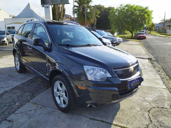 Chevrolet Captiva Sport Awd 3.0 V6 24v 268cv 4x4