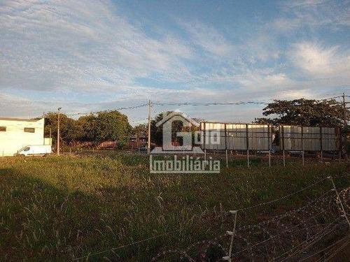 Imagem 1 de 3 de Terreno À Venda, Na Melhor Localização Da Avenida Thomaz Alberto Com 1742 M² Por R$ 1.200.000 - Te0616