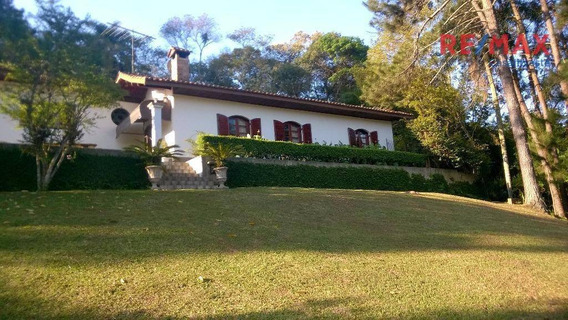 Linda Chácara Residencial À Venda, Centro (caucaia Do Alto), Cotia. - Ch0009