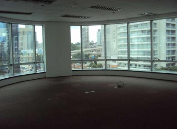 Comercial Para Locação Em São Paulo, Cidade Monções, 1 Dormitório, 6 Banheiros, 20 Vagas - Teb 001l_1-957384