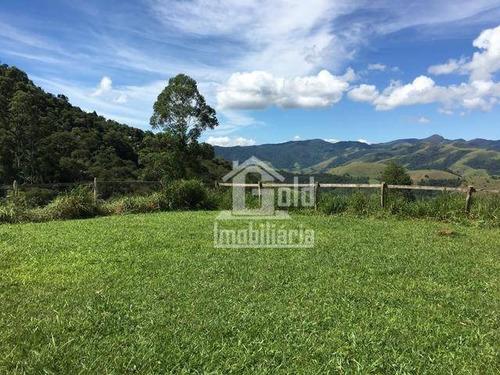 Sitio Com 16 Alqueires Na Cidade De Monteiro Lobato, Com Centro De Produção De Leite - Si0124