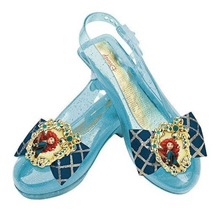 Zapatos Disney Princess Brave Merida Sparkle.