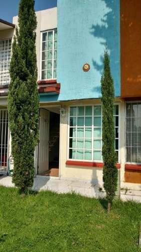 Venta Casa En Condominio En Fraccionamiento San José Nicolás Romero.