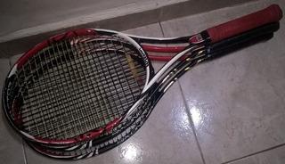 3 Raquetas Tenis Wilson Blx Six One 95 18x20 +k-factor 18x20