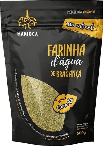 Farinha D'água De Bragança 500g 100% Natural E Sem Glúten