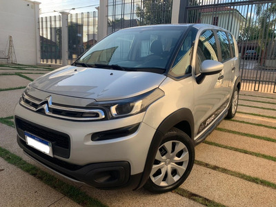 Citroën Aircross Start 1.6 Flex 16v Mecânica 2018