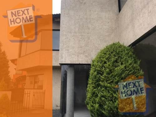 Venta / Renta Casa En Condominio - Las Vistas - Cuajimalpa