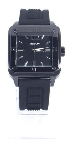 Relógio Masculino Preto Triton Eyewear Mtx272