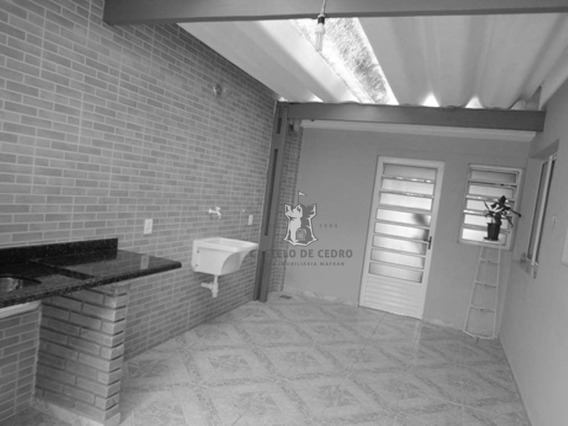 Casa Residencial À Venda, Vila Mirim, Praia Grande - Ca0078. - Ca0078