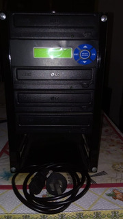 Torre Reproductora Dvd-cd Athena 3 X 1