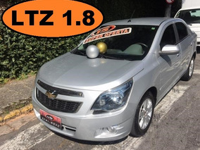 Chevrolet Cobalt 1.8 Flex Ltz / Cobalt 2015 Prata
