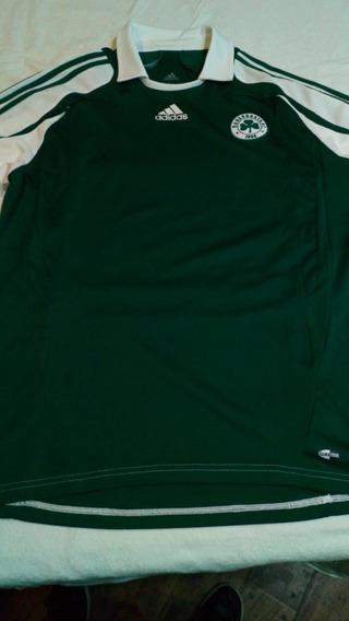 Camiseta De Panatinaikos adidas 2009 Coleccion