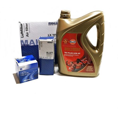 Kit De Filtros+aceite Chevrolet Aveo 1.6 16v