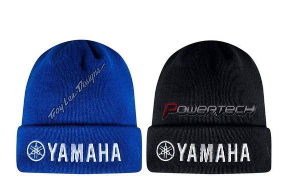 Gorro De Lana Troy Lee Designs Yamaha 2018 Factory Beanie