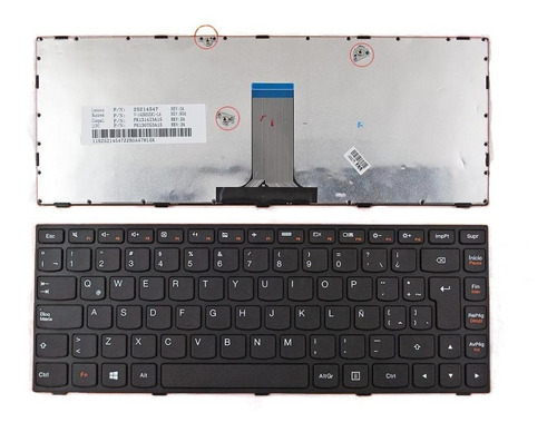 Teclado Lenovo Ideapad G40 G40-30 G40-45 G40-70 En Español