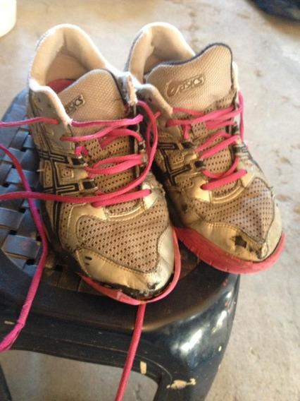 Zapatos Asics De Dama