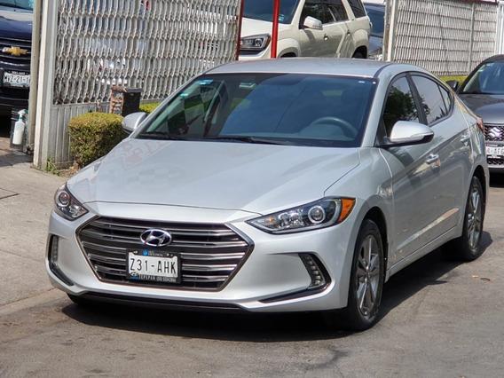 Hyundai Elantra 2017 Gls Aut Factura De Agencia Impecable!!