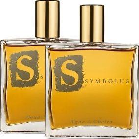02-perfumes Symbolus Colonia Agua De Cheiro 2x100ml Original