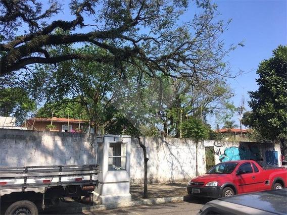 Terreno-são Paulo-alto De Pinheiros   Ref.: 353-im407473 - 353-im407473