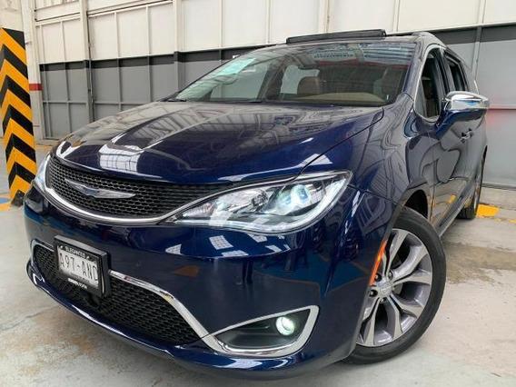 Chrysler Pacifica 5p Limited V6 Ta Piel Gps Qcp Xenon Ra-20