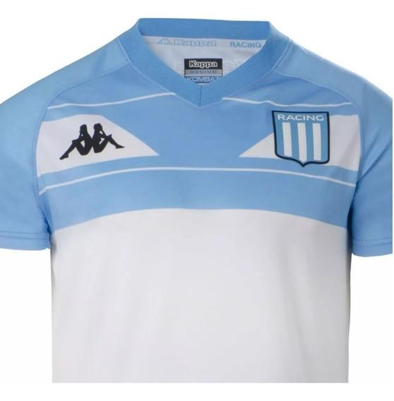 Camiseta Racing Club Kappa Supercopa 88 Envío A Todo El País