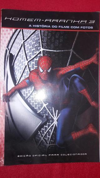 Homem-aranha 3 A História Do Filme Com Fotos