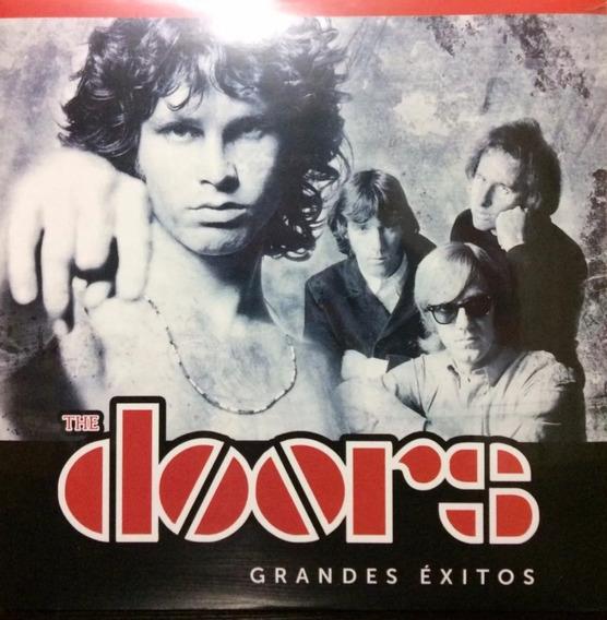 The Doors Grandes Exitos Vinilo Lp Nuevo