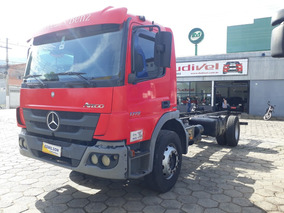 Mercedes 1719 Ano 2013 Chassi