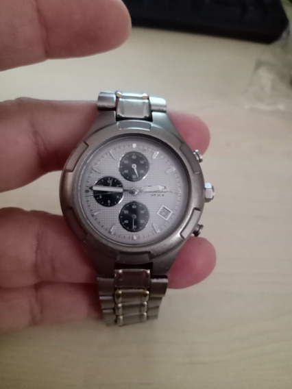 Relógio Timex Conografo Titanio