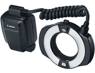 Canon Mr-14ex Ii Macro Ring Lite (negro)