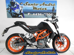 Ktm Duke 390 Abs 2017/2017 Só 3.300kms