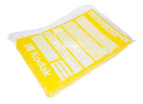 Envelope Kodak P/ Fotoacabamento Numerado 100f - Amarelo