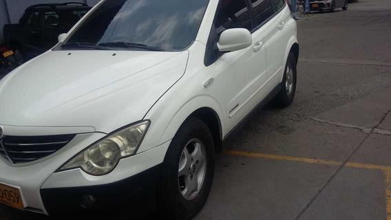 Se Vende Ssangyong Actyon Turbo Diesel 2007 Poco Uso