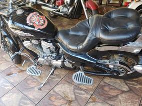 Honda Black Shadow Shadow 600 2001
