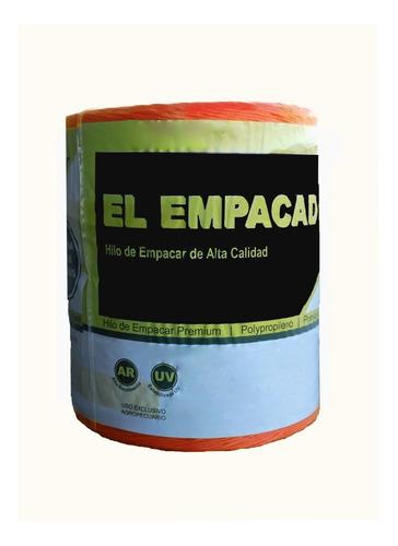 Imagen 1 de 4 de Hilo P/ Fardos Cuadrados El Empacador (portugal) 5 Kgs.