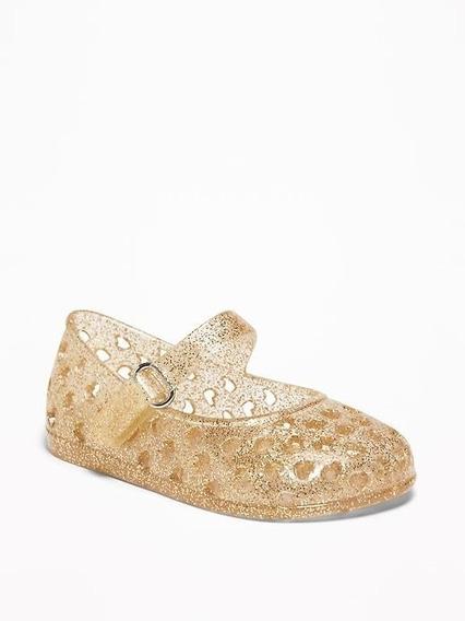 Zapatos Bebe - Baletas Jelly/ Silicona Old Navy