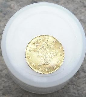 Moneda De Oro De 1853