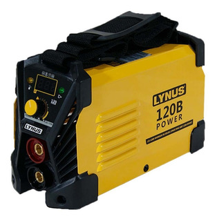 Inversora De Solda Mma 120a Bivolt Lis 120b Power Lynus