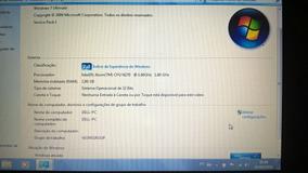 Netbook Dell Latitude 2100 - Tela De 10,1 Windows 7 Ultimate