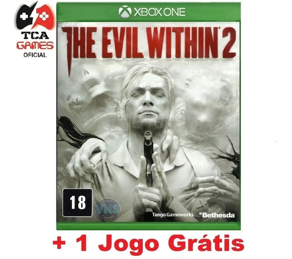 The Evil Within 2 Xbox One Mídia Digital