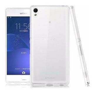 Capinha Flexível Slim Capa Sony Xperia Z5+ Premium 5.5