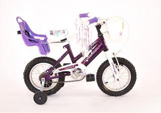 Bicicleta Niña Rod 12 Full