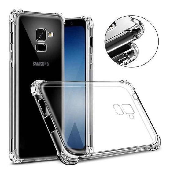 Funda Samsung Huawei Y6/y9/a10/a20/a30/a50/a70 Transparente