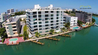 Apartamento Residencial À Venda, Harbor Islands, Bay Harbor Islands. - Ap1505