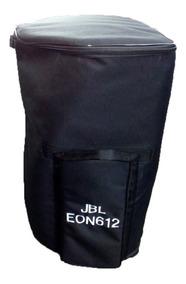Capa P/ Caixa De Som Jbl Eon 612