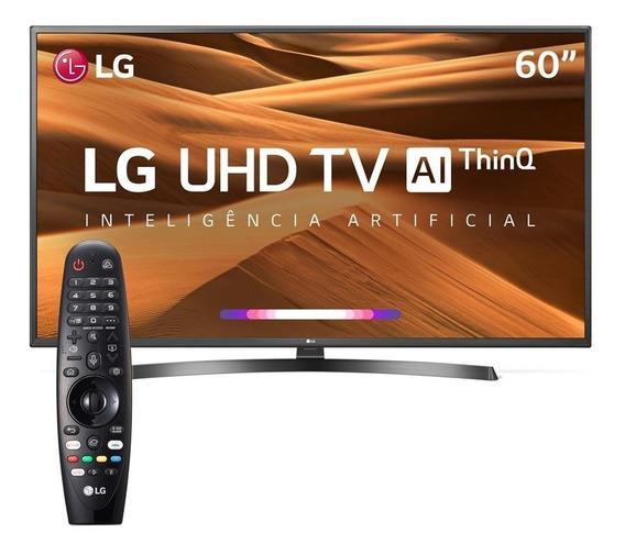 Smart Tv Lg 60 Um7270 4k Uhd Bt 3hdmi 2usb